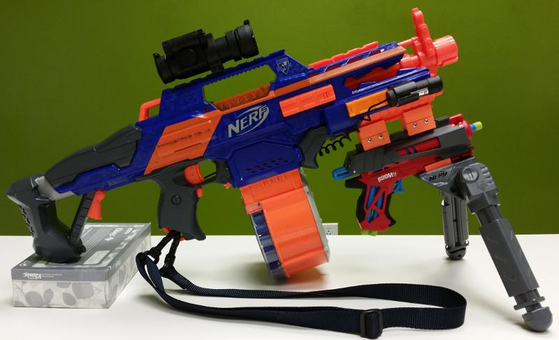 BOOMco Colossal Blitz blaster